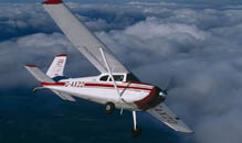 Cessna aircraft a favourite for aerial photography